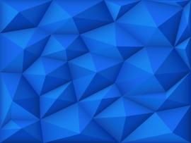Blue Mosaic Polygon ~ Graphics On Creative Market Photo Backgrounds