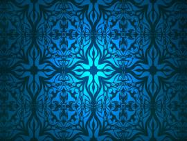 Blue Pattern Art Backgrounds