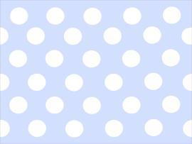 Blue Polka Dot Design Backgrounds