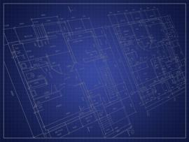 Blue print Art Backgrounds