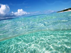 Blue Sea Photo Backgrounds