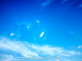 Blue Sky Different Quality Backgrounds