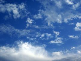 Blue Sky Fantastic Hd Art Backgrounds