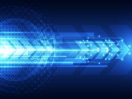 Blue Tech Futuristic Graphic Backgrounds