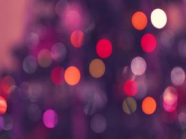 Bokeh Slides Backgrounds