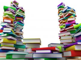 Book Computers Desktop Frame Backgrounds