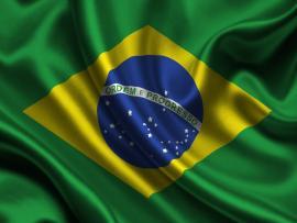 Brazil Flag 3d Brazil Flag Image Frame Backgrounds