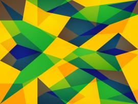 Brazil Flag Concept Colorful Photo Backgrounds
