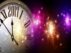 Bright Red New Year Design Backgrounds