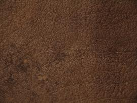 Brown leather tumbled Backgrounds