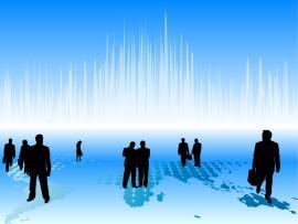 Business Presentation Rporation Employment   Clip Art Backgrounds