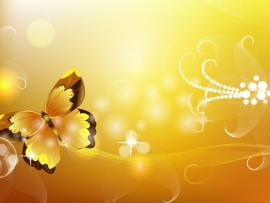 Butterfly Orange Abstract Free For Your  Quality Backgrounds
