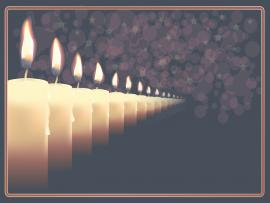 Candles Ar In Que Religious Backgrounds