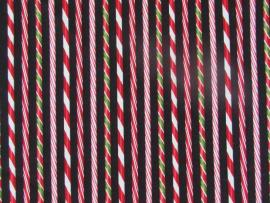 Candy Cane Colorfull Template Backgrounds