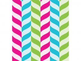 Candy Cane Vector Template Backgrounds