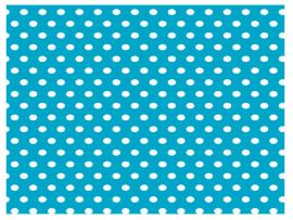 Caribbean With Polka Dots Jumbo Gift Wrap  Photo Backgrounds