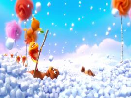 Cartoon  Dr Seuss The Lorax Movie 4  Shower In   Clip Art Backgrounds