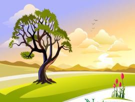 Cartoon Safari Clipart Backgrounds