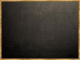 Chalkboard PowerPoint Slide Backgrounds