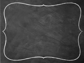Chalkboard With Border Clipart Backgrounds