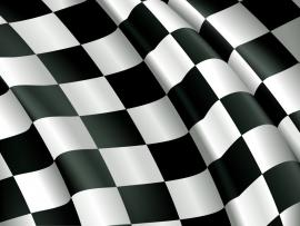 Checkered Flag Vector image Backgrounds