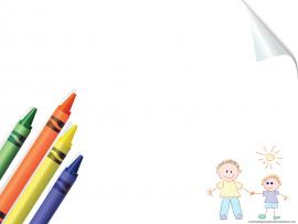 Children Educate Your Children Mutimedia Frame Backgrounds