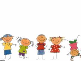 Children Group Design Backgrounds