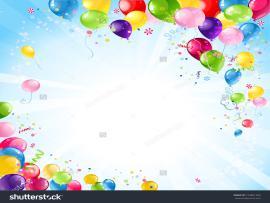 Christian Happy Birthday Happy Birthday   Slides Backgrounds