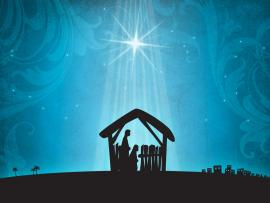 Christmas Nativity Quality Backgrounds