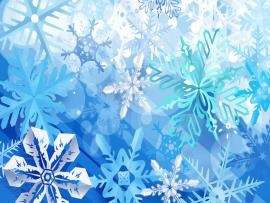 Christmas Snowflakes and Clip Art  Clip Art Backgrounds