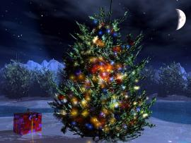 Christmas Tree Christmas Tree Template Backgrounds