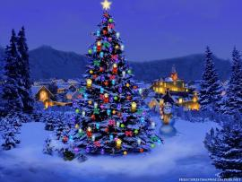 Christmas TreeWallpaper Backgrounds