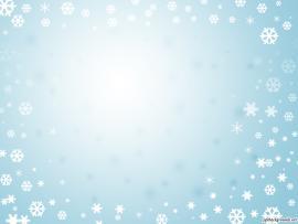 Christmas Winter Blue Frame Car   Download Backgrounds