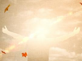 Church Praise for Thanksgiving Backgrounds