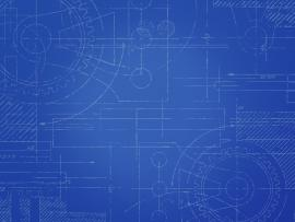 Circular Blueprint      Graphic Backgrounds