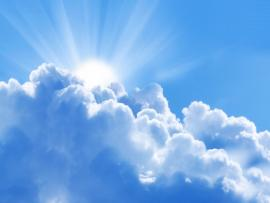 Clouds Blue Sky Backgrounds