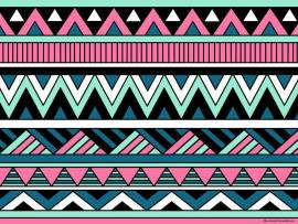 Colored Cool Tribal Wallpaper Backgrounds