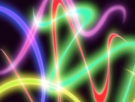 Colorful Abstract Neon Wallpaper Backgrounds