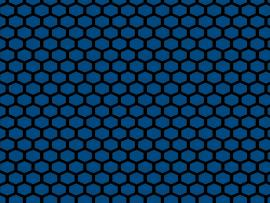 Colorful Hues Hexagon Honeycomb  Design Backgrounds