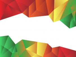 Colorful Low Poly Vector Graphic Backgrounds