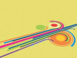 Colorful Swirls Backgrounds