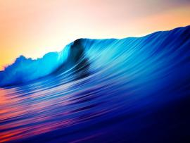 Colorful Waves image Backgrounds