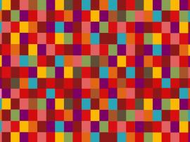 Coloured Tiled Checkered Backgrounds
