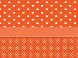 Comic Book Polka Dot Clip Art Backgrounds
