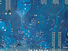 Computer Texture Blue Motherboard Image  Walpaper Picture Backgrounds