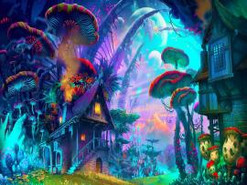 Cool Trippy  Psychedelic Wallpaper Backgrounds