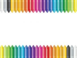 Crayon Clip Art Free School Pencils and Cartoon Crayons Wallpaper Backgrounds