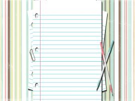 Custom Blog Designs Notebook Paper Quality Backgrounds