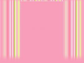 Cute Pink Image Frame Backgrounds