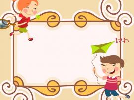 Cute Templates Education Backgrounds